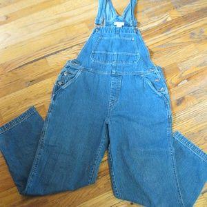 Cherokee  Jean Bib Overalls Size Medium